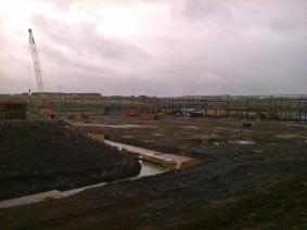 Site Progress Wick WC 06.04.2015 028