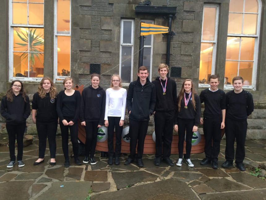 Some of our medal-winning swimmers