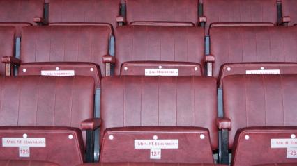Director's Box seats