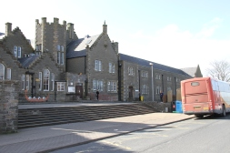The final school day of our current building.