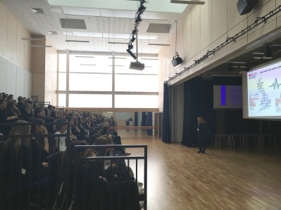Teenage Cancer Trust Assembly
